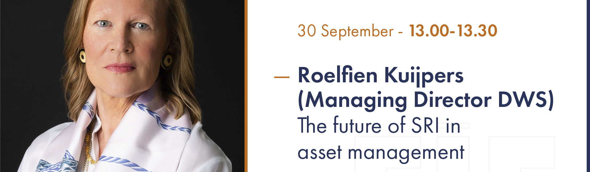 The future of SRI in asset management – Roelfien Kuijpers