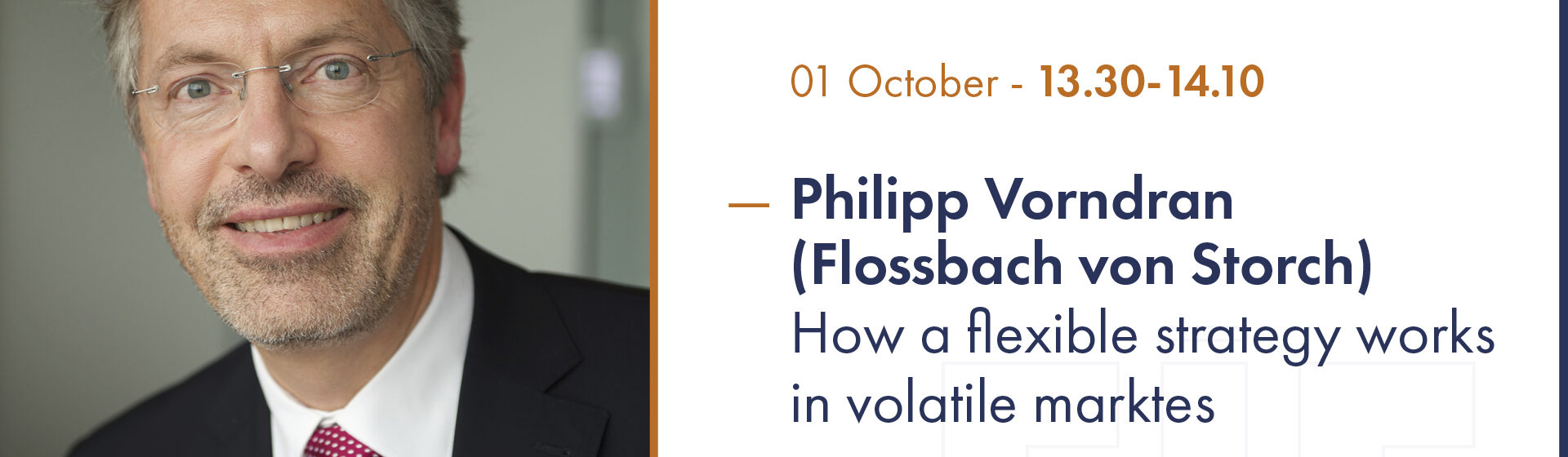 How a flexible strategy works in volatile markets – Philipp Vorndran