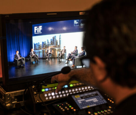 FIF 2020: Behind the Scenes
